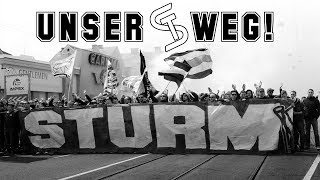 STURM GRAZ | Nordkurve - UNSER WEG!