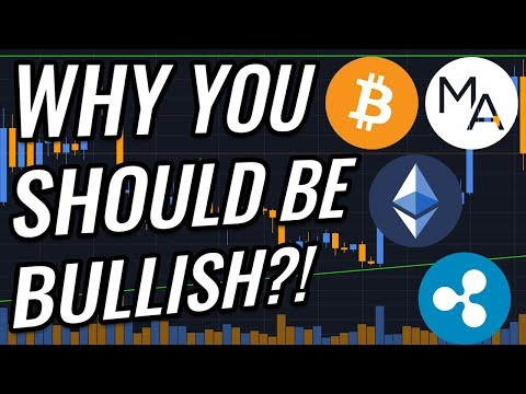 Why Bulls Should Be EXCITED Despite The Huge Drop In Bitcoin & Crypto Markets?! BTC, ETH, & XRP News
