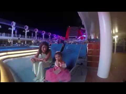 2015 Disney Cruise - Fantasy - Eastern Caribbean