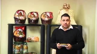 Granola & Crispy Caramel Bars