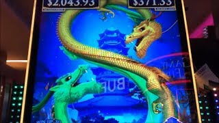 ★Does Dragon love me?☆50 FRIDAY 43☆Fun Real Slot Live Play★Forest Dragons/Double Blessings Slot 栗スロ
