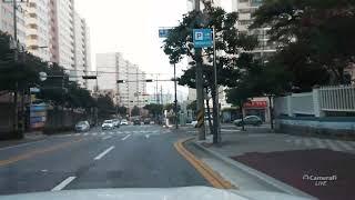[드라이브] 여수시 여서동 부영 6차 아파트 주변 ♪