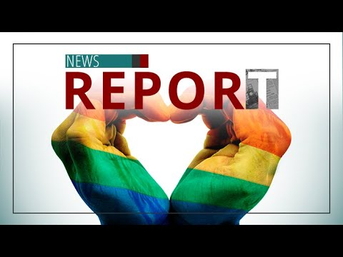 Catholic — News Report — Homosexual Acceptance Rising