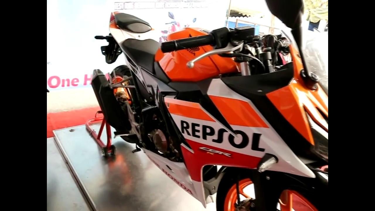 Honda cbr150 repsol