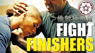 TOP 3 Most BRUTAL Fight Finishers | How to Fight