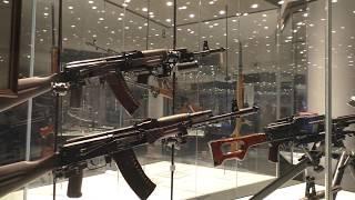 Тульский музей оружия . Часть 2.  обалденная.