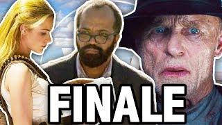 **SPOILERS** 'Westworld' Season 2 Finale, Explained