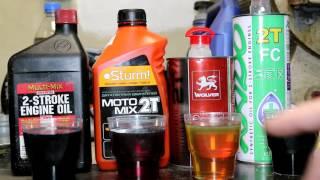 Auto Vlog -  2Т масло в Дизель
