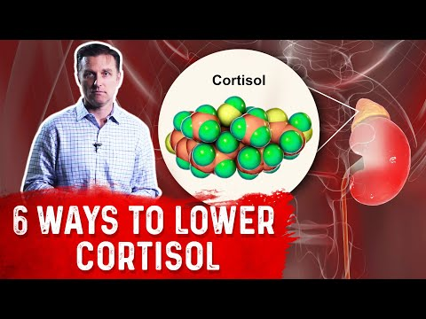 6 Ways to Lower Cortisol (the Belly Fat Hormone)