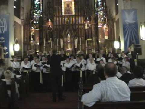 Polish Singers Alliance of America Distr. VII 2008 Conv. p.2