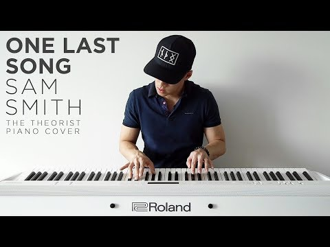 Sam Smith - One Last Song | The Theorist Piano Cover