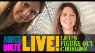 Let's Figure Out Chords LIVE