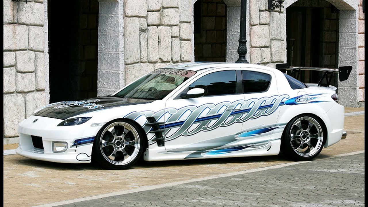 need for speed underground 2 mazda rx 8 tuning youtube. Black Bedroom Furniture Sets. Home Design Ideas