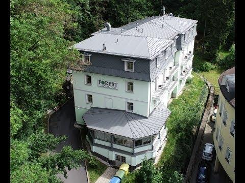 Спа-отель «Forest», курорт Марианские Лазни, Чехия - sanatoriums.com