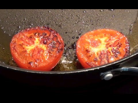HOW TO COOK A TOMATO Greg's KItchen