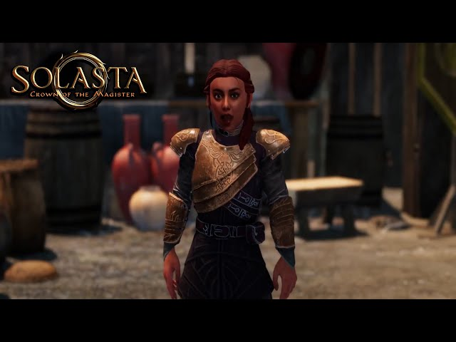 Solasta: Crown Of The Magister - Visit The Local Scavenger HQ I Side Quest I Guide