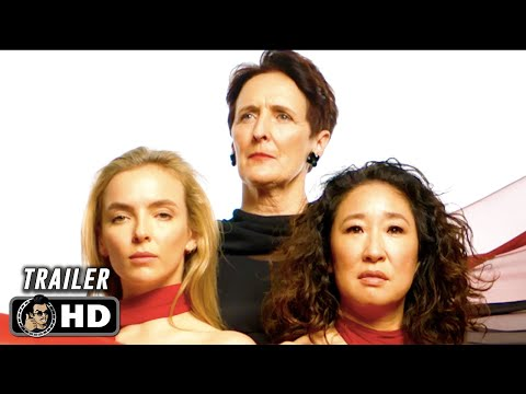 "KILLING EVE Season 3 Official Teaser Trailer ""Fates"" (HD) Sandra Oh"