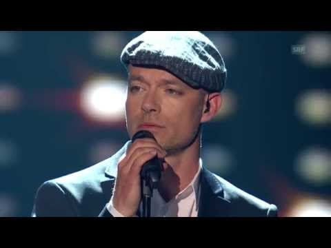 Peter Brandenberger - Chasing Cars - Finale - The Voice of Switzerland 2014