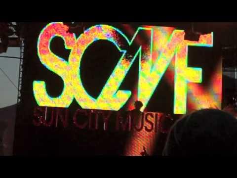 Sun City Music Festival 2011 Part 1