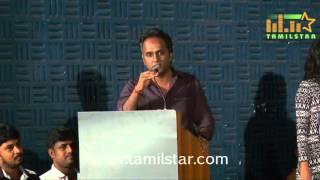 Irudhi Suttru Movie Press Meet