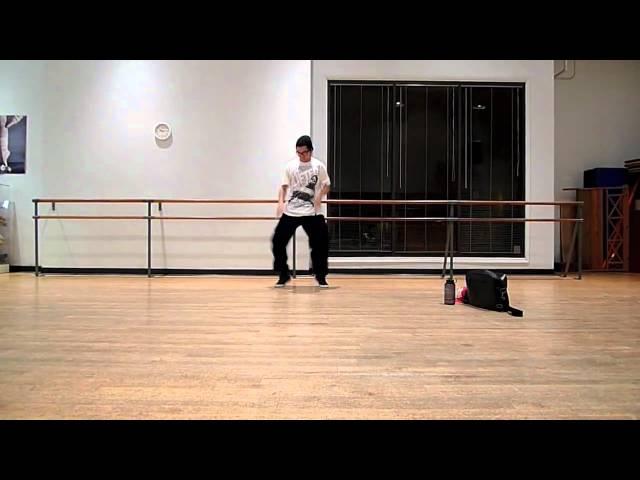 Mike Song | KINJAZ | Naruto Theme Song Dance Routine