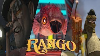 Rango // All Bosses