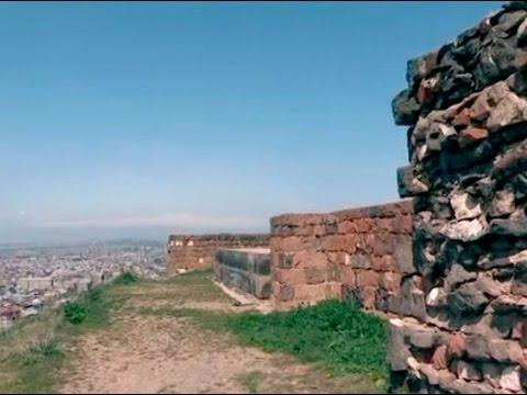 Секреты древней армянской крепости Эребуни