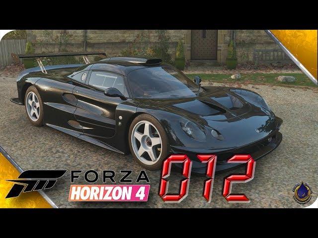 FORZA HORIZON 4 🚘 [012] Scheunenfund: 1997 Lotus Elise GT1