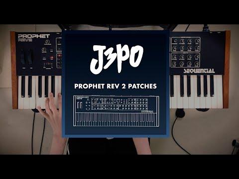 J3PO Prophet Rev 2 Patches - Official Sounds Demo
