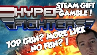 Hyper Fighters - THE ON RAILS JET FIGHTER GAME YOU NEVER WANTED