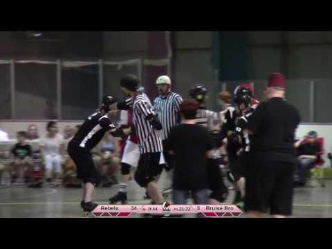 2016.07.09 - Chicago Bruise Brothers vs. Race City Rebels