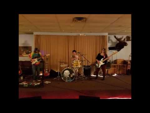 Sin Thetic- Live at the Moose Lodge in Princeton IL (Blue Jay Way 2 year anniversary) 4-15-17