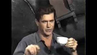 Mel Gibson Interview - Lethal Weapon 3 (1992)