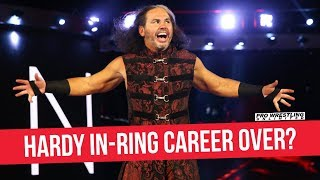 Latest On Matt Hardy's In-Ring Career Ending & Future In WWE