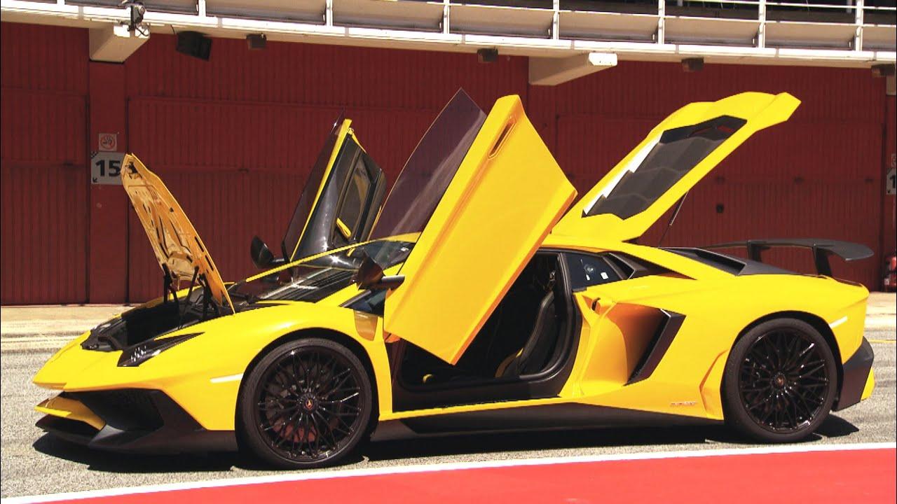 Lamborghini Aventador SV - GRIP - Folge 322 - RTL 2