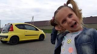 АВТООБЗОР Peugeot 107 | Авто которое может удивит даже ребенка