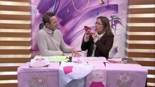 Barrado com termocolante – Maria Helena Gobbi PT1