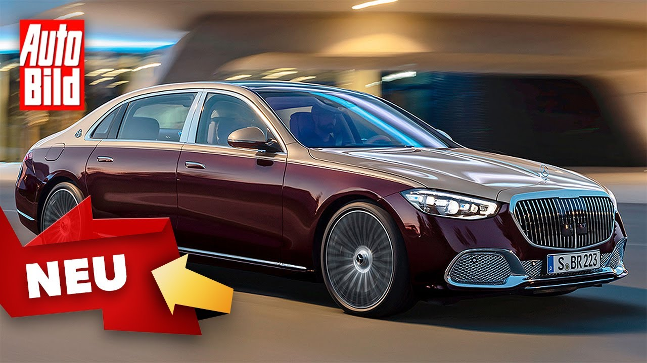 Mercedes-Maybach S-Klasse (2021): Vorstellung ...