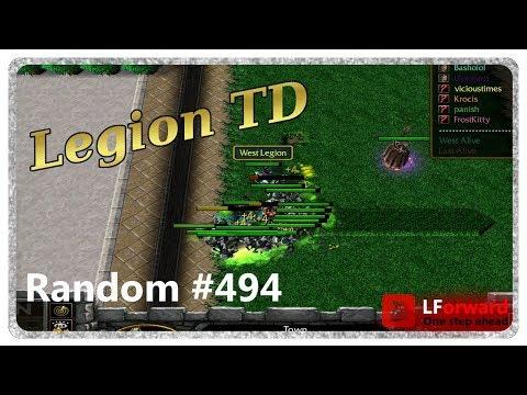 Legion TD Random #494 | Holder For All Cases