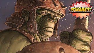 Mega-videocomic: planeta hulk parte 1 de 4 - historia completa