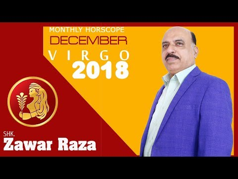 Monthly Horoscope Virgo 2018 Star Monthly Predictions December Forecast Urdu Monthly Zaicha JAWA