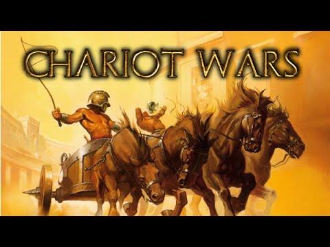 CHARIOTS OF DIRE | Chariot Wars [SOS: 25]
