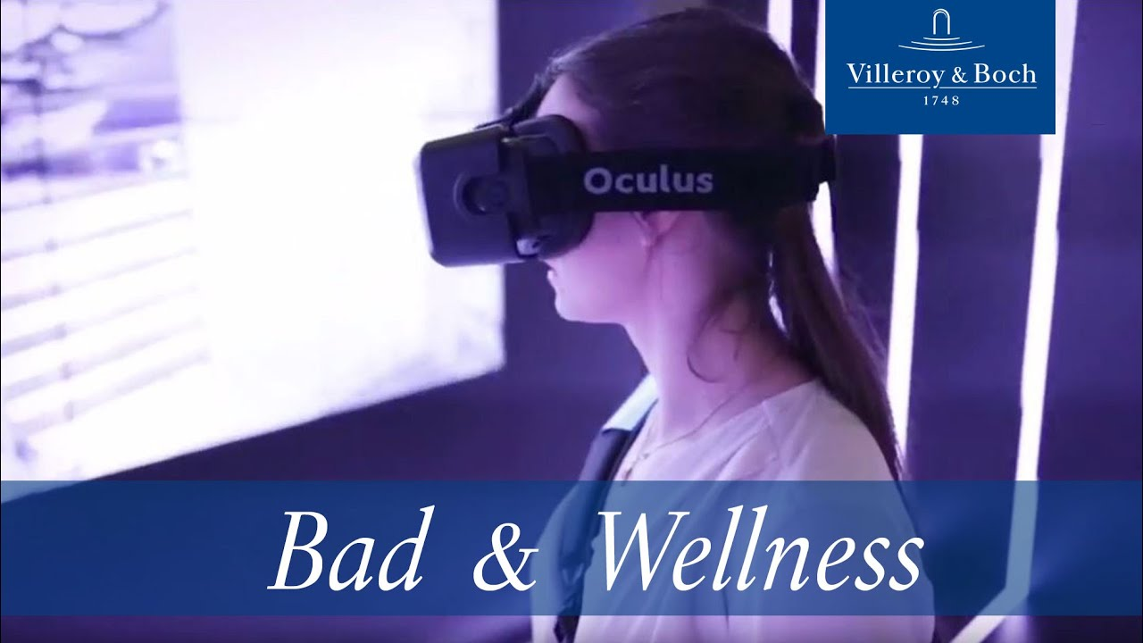 3d brille – virtual reality im badezimmer | villeroy & boch - youtube