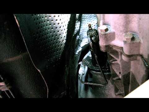 Clutch Slave Cylinder Removal