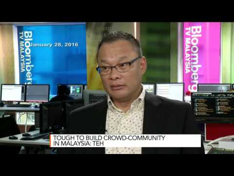 The Potential of Equity Crowdfunding in Malaysia: CrowdPlus Speaks to Bloomberg TV Malaysia
