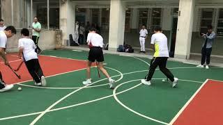 Publication Date: 2019-04-08 | Video Title: 香港鄧鏡波書院—灣仔警區-青峻計劃(曲棍球體驗活動)