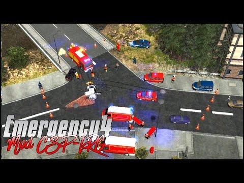 Emergency 4 | Mod : CSP-IRG³ #5 | Accident de la route