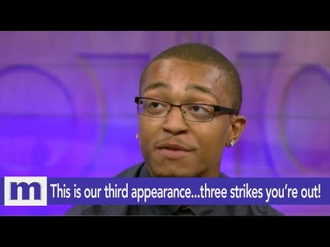 This is our third appearance...three strikes you're out!!  The Maury