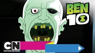 Classic Ben 10   Schattenmonster flippt aus  (Ganze Folge)   Cartoon Network