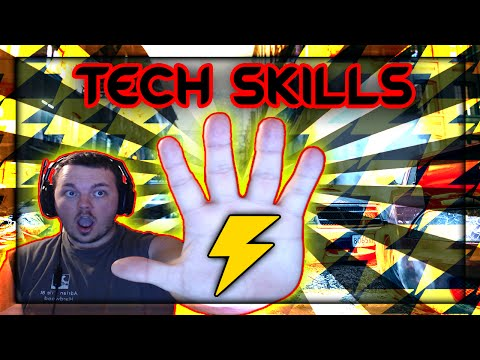 The Division - TECH SKILLS - Skills & Mods Explained! [BEST COMBO?]